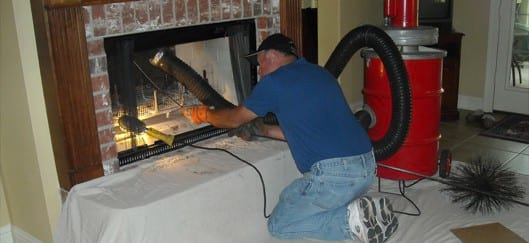 Fireplace Cleaning The Right Way